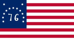 The Bennington Flag