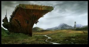 Post Apocalypse Concept (by Pixini)