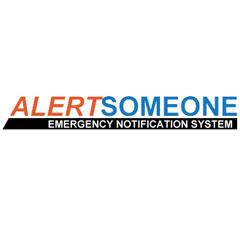 AlertSomeone.com Logo