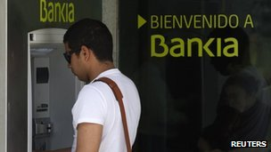 Bankia shares have fallen 50% in May