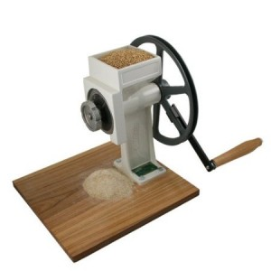 The Country Living Hand Grain Mill made entirely in the USA.