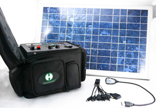 Humless Portable Power Systems