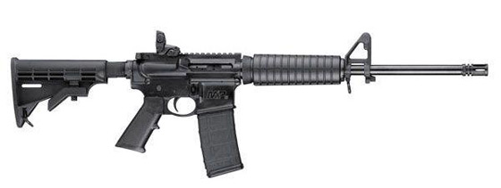 The Smith & Wesson M&P15 Sport