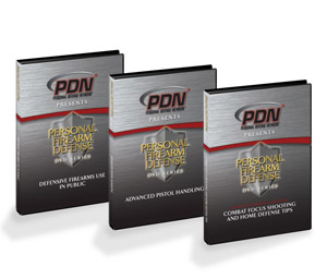 Personal Firearm Defense DVD Series