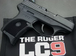 Handgun Of The Year Winner: Ruger LC9