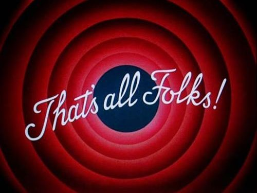 That's All Folks?