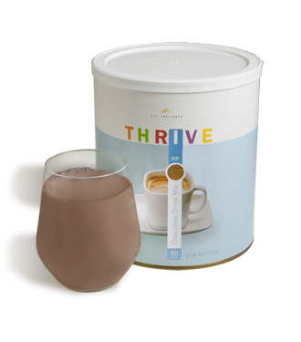 Thrive Chocolate Drink Mix