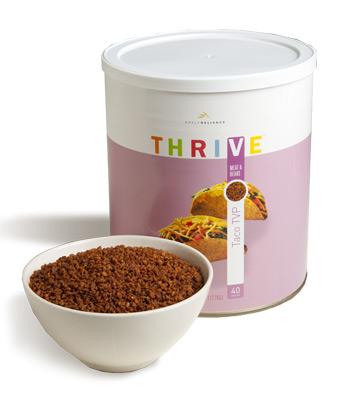 Thrive Taco TVP