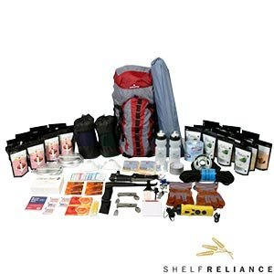The Shelf Reliance Ultimate Survival Pack